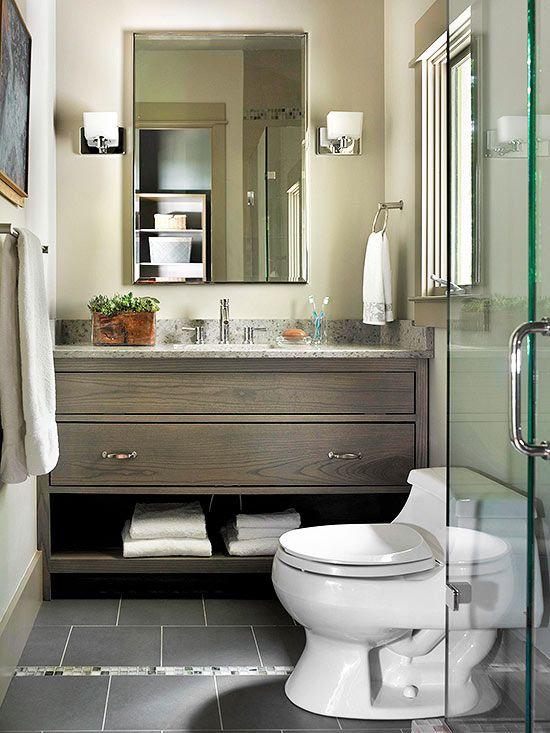 LowCost Bathroom Updates Glass Mosaic Tiles Custom Design And - Low cost bathroom updates