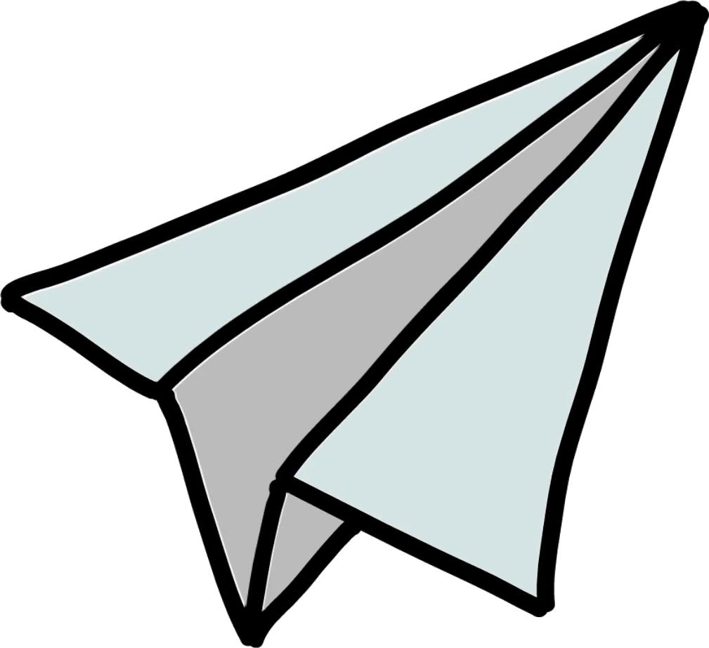 White Paper Plane Png Image Paper Plane Paper Paper Glider