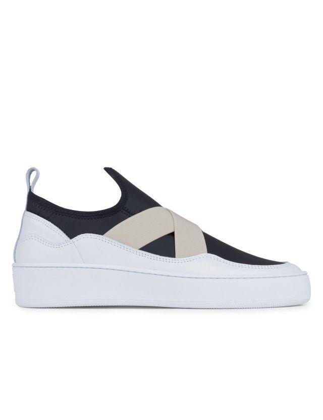 Filling Pieces - Slide Bandage Sneakers | HBX