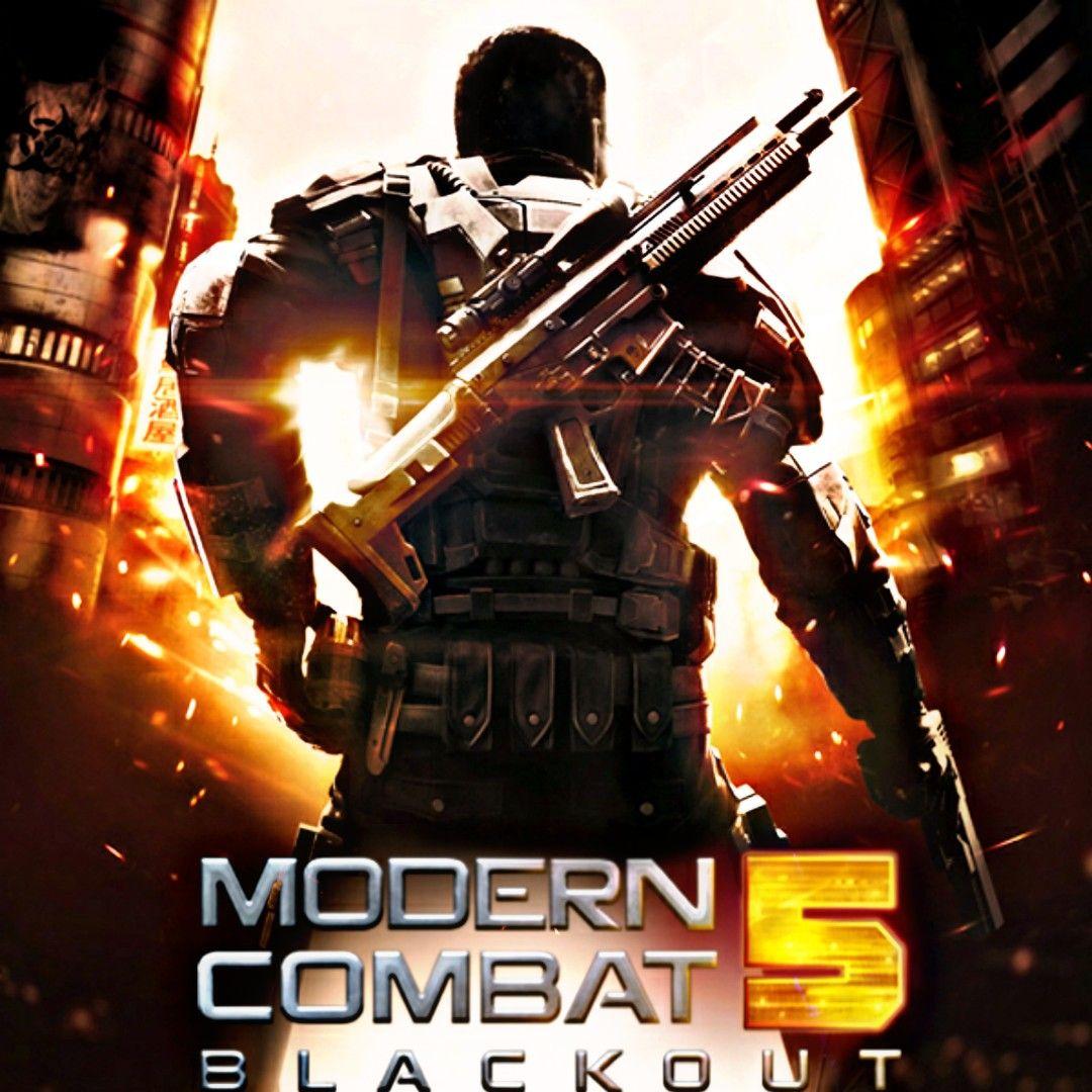 Modern Combat 5 Fps 2 5 1a God Mod Combat Modern Blackout