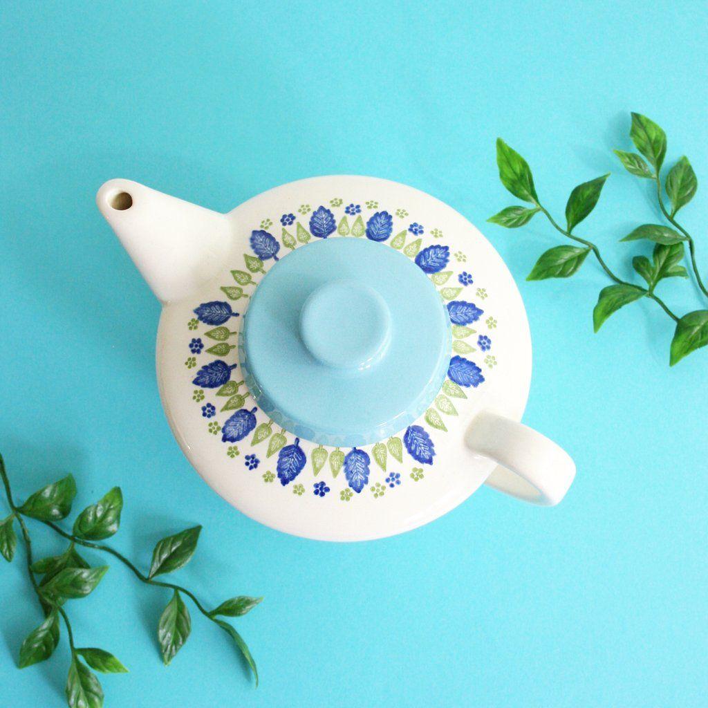 Mid Century Swiss Alpine Teapot | Vintage/Antique/Re-purpose ...
