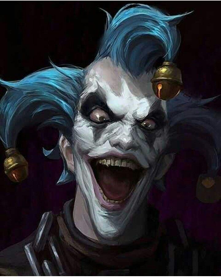Joker Arlequin By C Home Joker Pinterest Overwatch Artwork