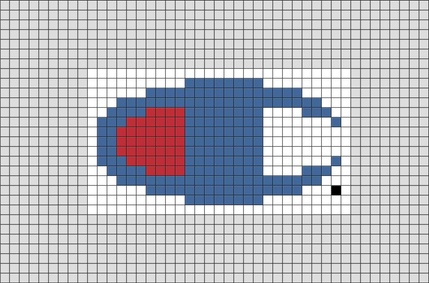 Champion Pixel Art Brik Pixel Art Designs Pixel Art