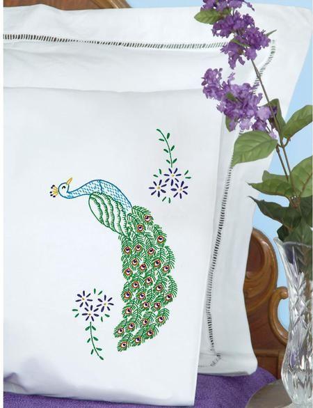 Pillowcases Embroidery Patterns Kits 123stitch