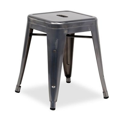 Nicer Furniture Accent Chair Ap5516 Gm Metallica Stacking
