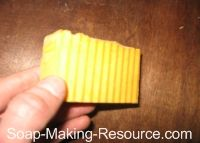 annatto seed soap 15% infusion