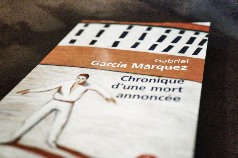 Lecture Du Livre De Poche Chronique D Une Mort Annoncee De Gabriel Garcia Marquez Et Modeste Avis Sur Livrepoche Gabriel Garcia Marquez Garcia Marquez Gabriel