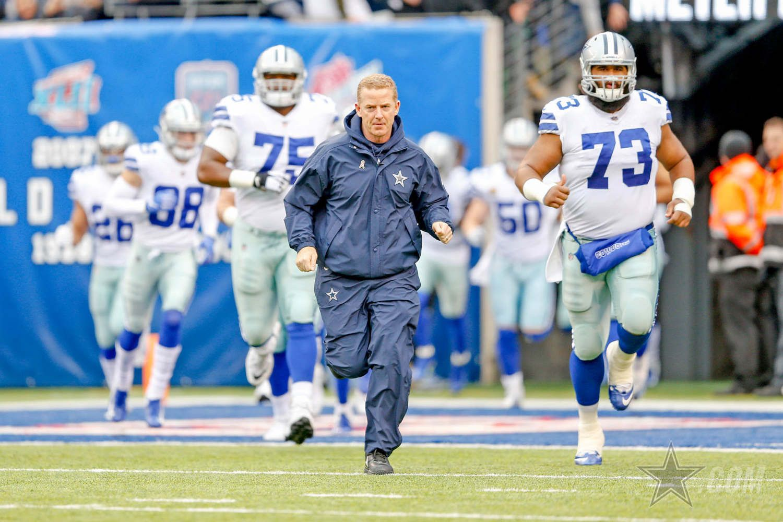 30 December 2018 NFL week 17 regular season Dallas
