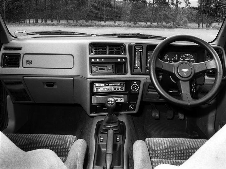 Ford Sierra Rs Cosworth 1985 1992 Ford Sierra Ford Sierra