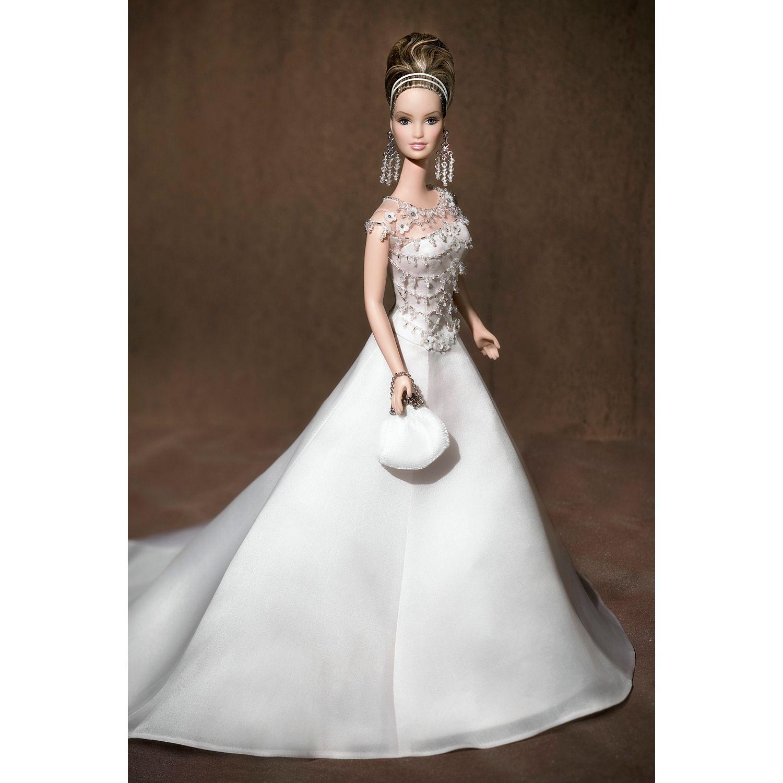 Resultado de imagem para barbie collectors bride
