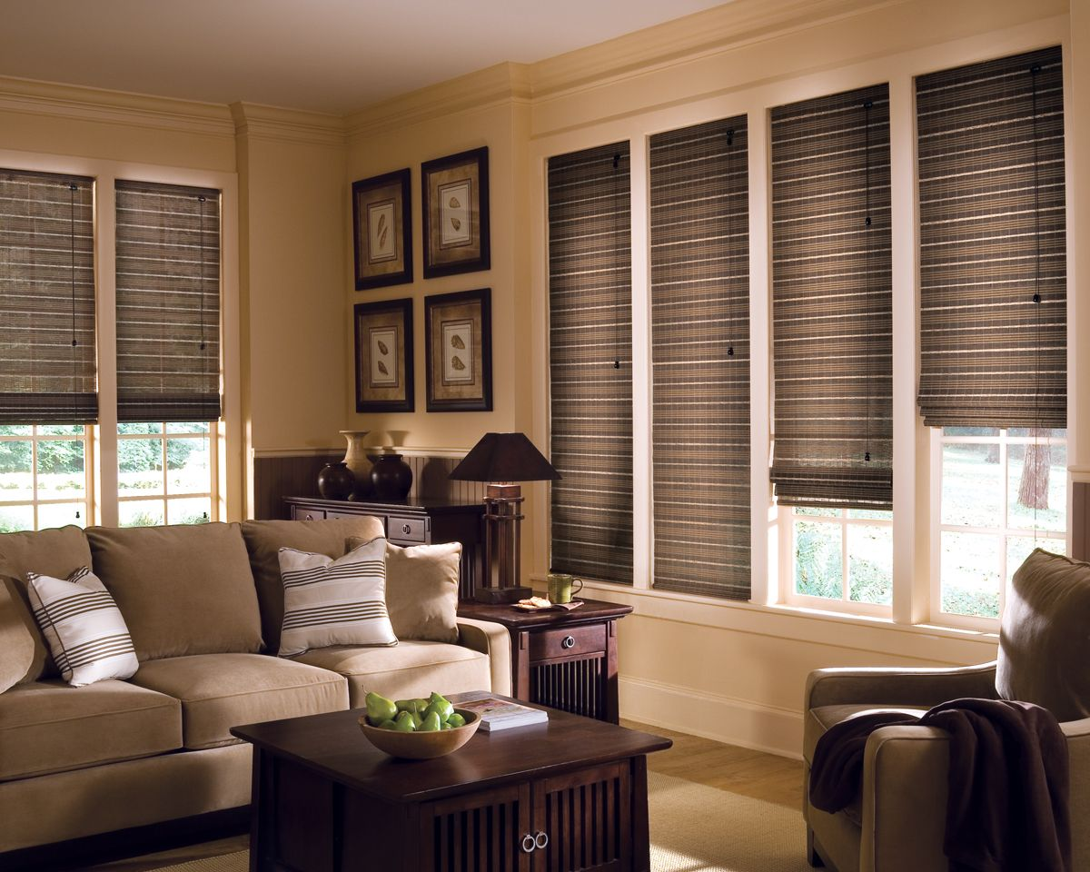 Home gt hunter douglas gt shades gt hunter douglas designer roller shades - Hunter Douglas Provenance Woven Wood Shades With Cordlock