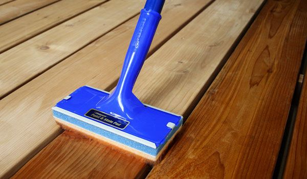 Best Applicators For Deck Stains Staining Deck Best Deck Stain Cool Deck
