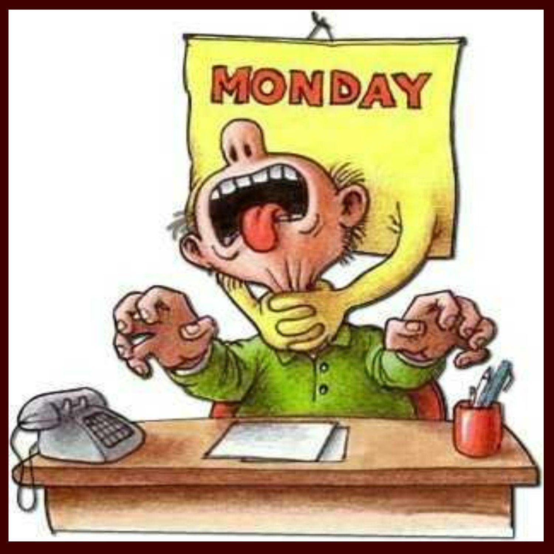 Even holiday Mondays...