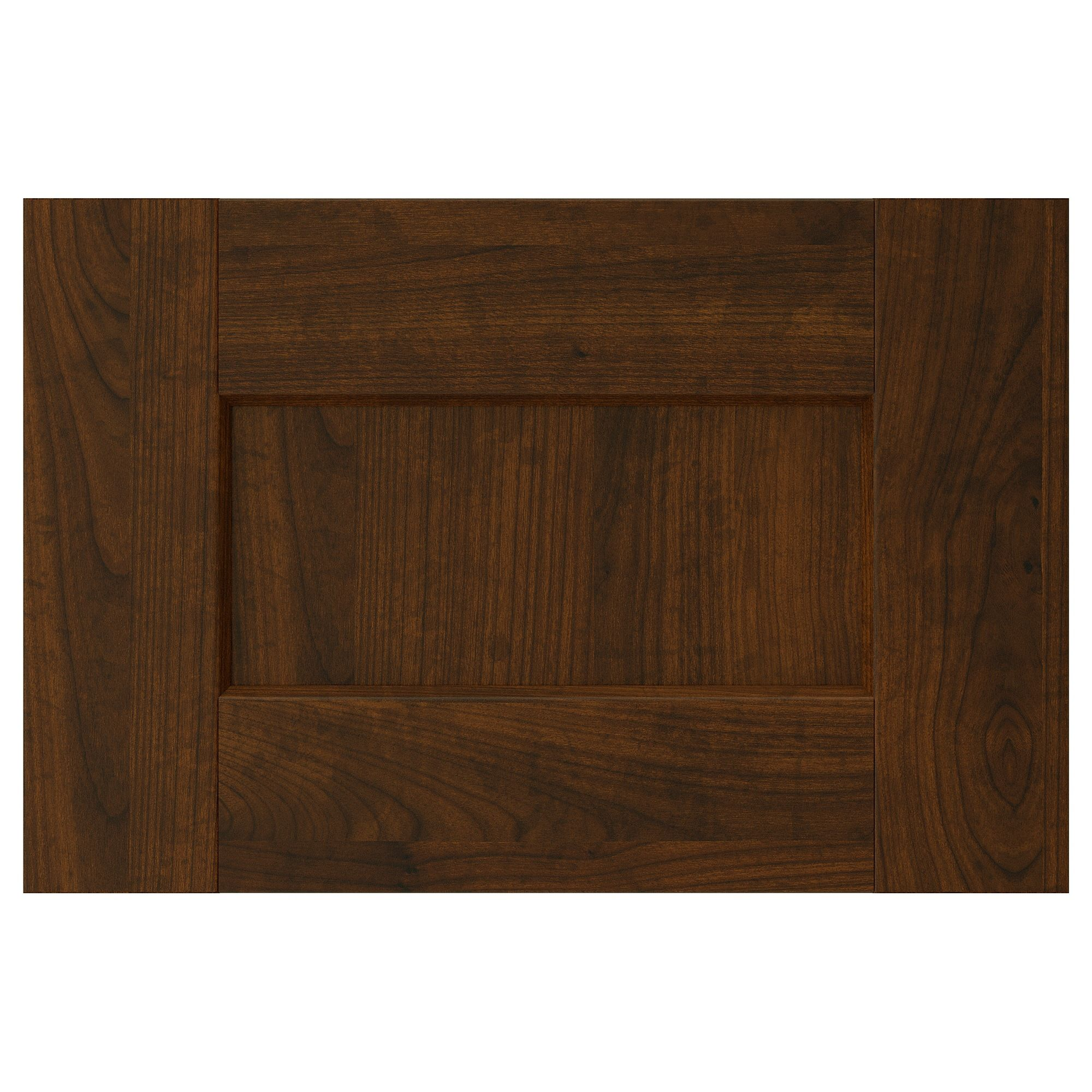 Ikea Edserum Drawer Front Wood Effect Brown Drawer Fronts