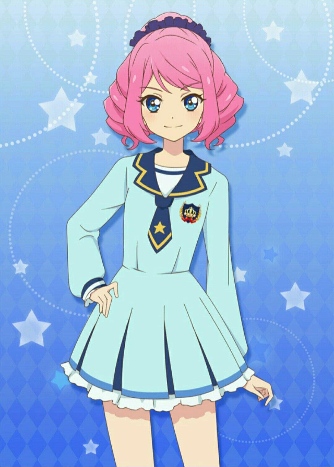 Laura R1 | Aikatsu Stars! Laura (R) | Pinterest | Ausmalbilder