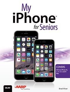 New Tech Books Help People 50+ Get TechSavvy Iphone