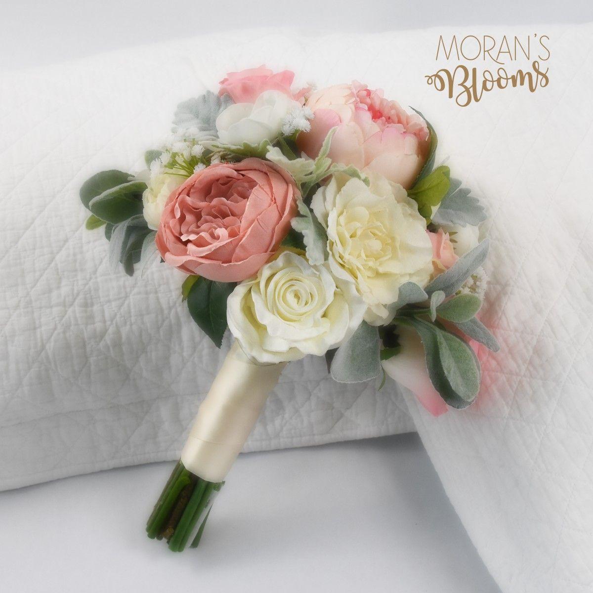 Morans Blooms Silk Floral Design Moransblooms Bridal Bouquet