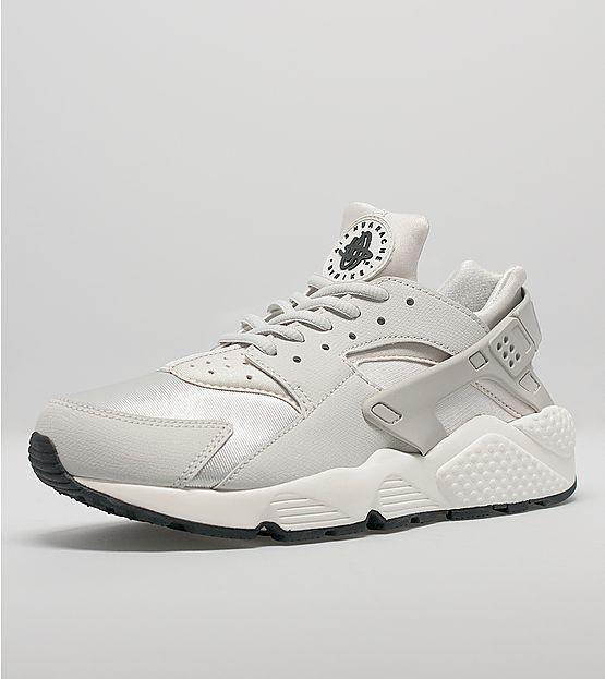 UK Shoes Store  NIKE AIR HUARACHE RUN GYM RUNNING SPORTS TRAINERS 634835 007  Light Bone