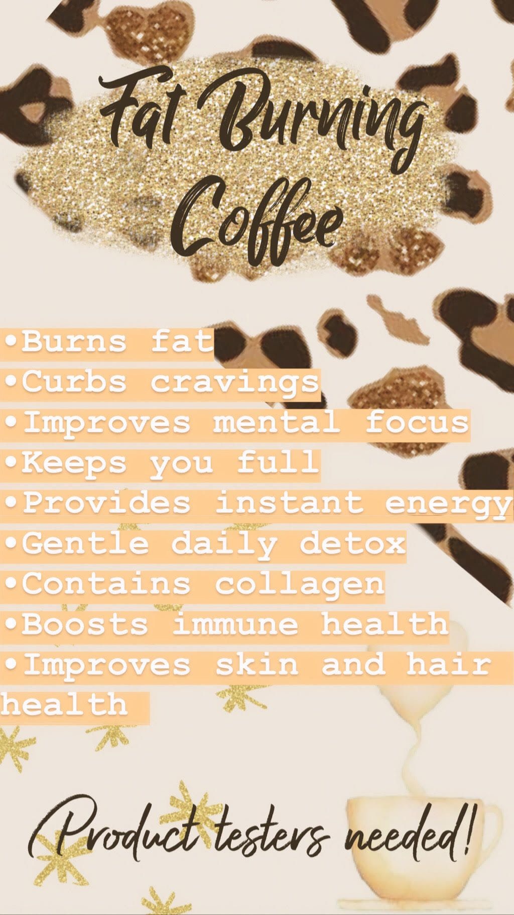 Pin on Fat Burning Coffee