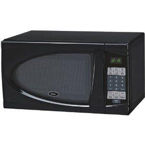 The Oster Countertop Microwave Oven Has 700 Watt Of Total Cooking Power And 10 Adjustable Pow 700 Watt Microwave Countertop Microwave Countertop Microwave Oven
