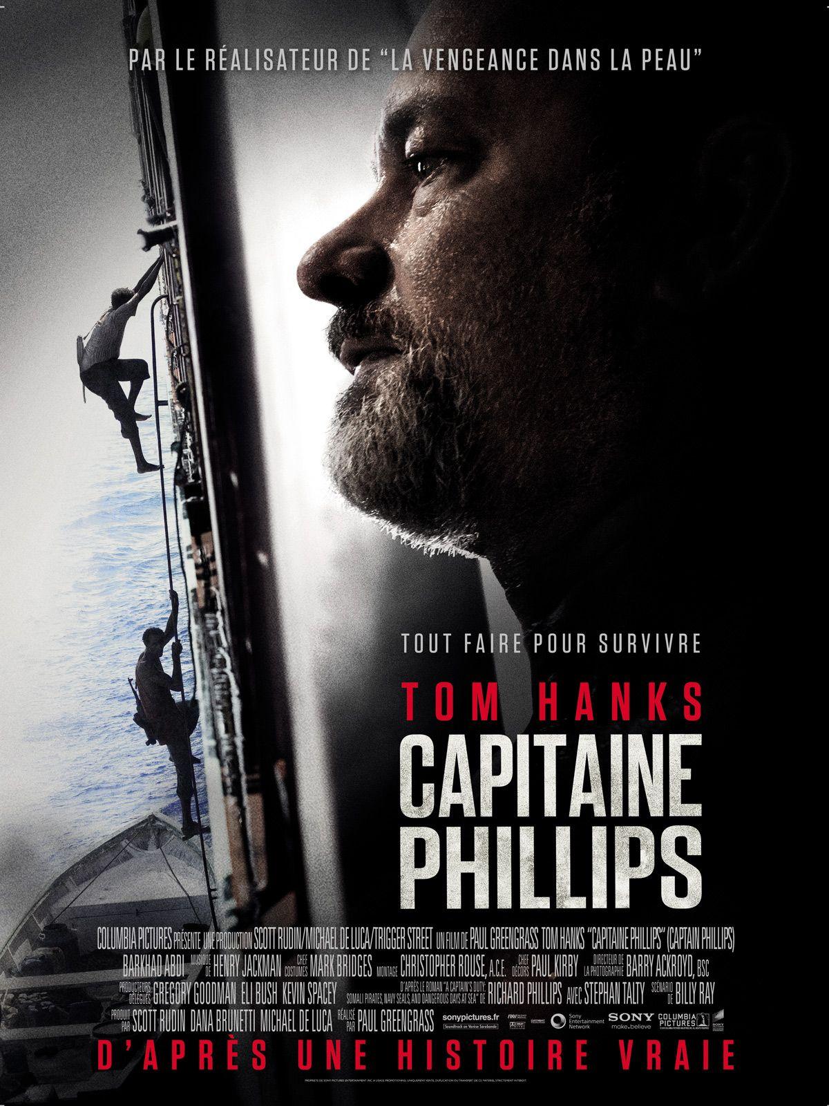 Capitaine phillips retrace l histoire vraie de la prise d - Capitaine americain ...