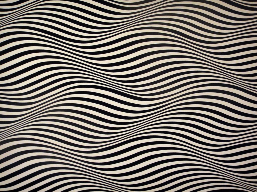 Optical Art Designs : Julian stanczak's piece provocative current from 1965 scroll it up