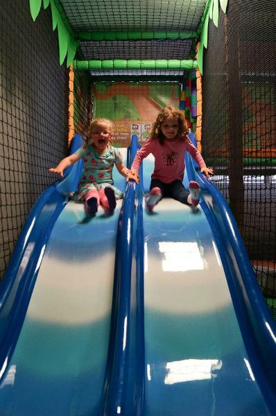 Jungle World in Orkney - Soft Play