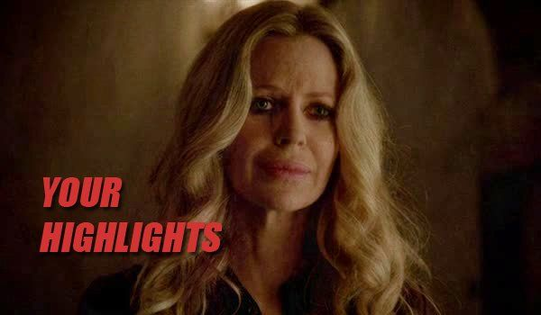 """Distraught Pam, after finding Eric.... True Blood episode """"I Found You"""". I miss the highlights too, Pam Girl!"""