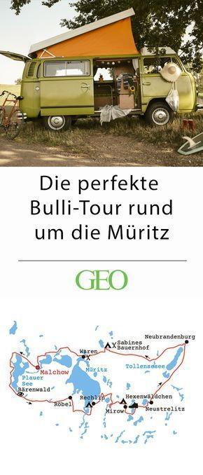 Photo of Rund um die Müritz: Die perfekte Bulli-Tour durch die Mecklenburgische Seenplatte