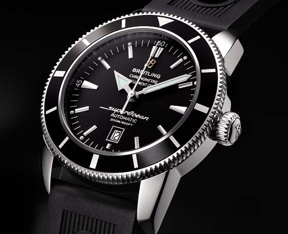 breitling watches superocean watch ref