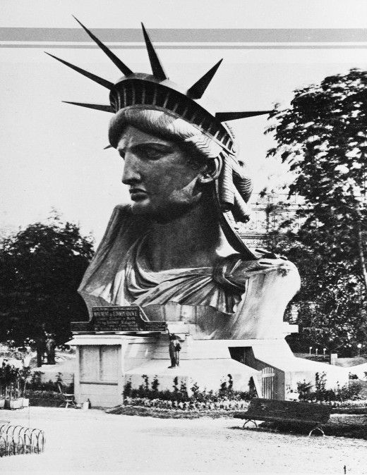 21 Vintage Photos of the Statue of Liberty - NationalJournal.com