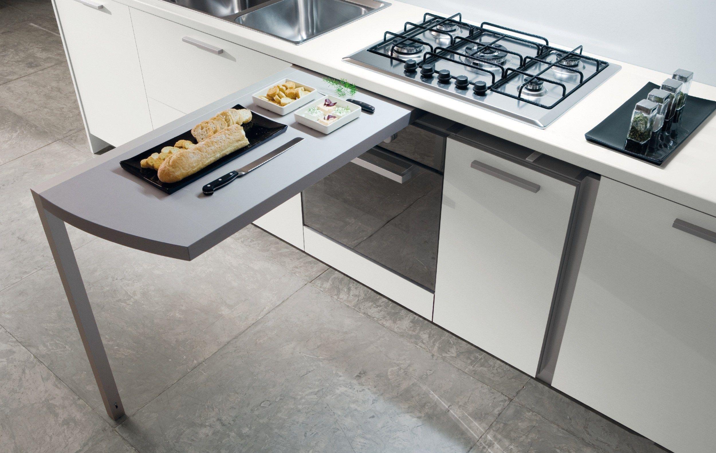 Isola Cucina Con Tavolo Estraibile Isola Per Cucina Ikea