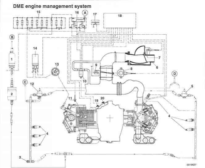 1985 porsche 944 engine diagram