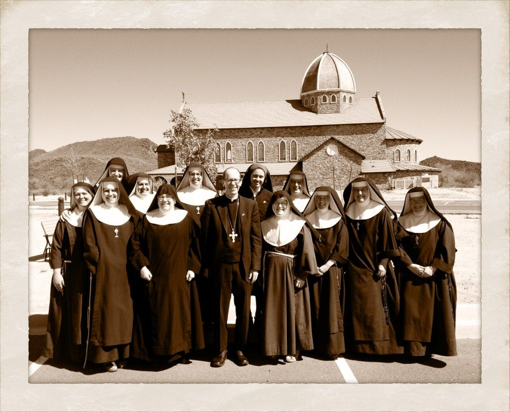 Our Lady of Solitude Monastery, Tonopah, Arizona Poor Clares