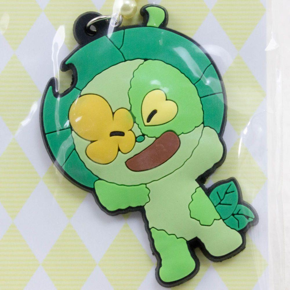 Ao no Blue Exorcist Greenman Ni chan Rubber Mascot Key Chian JAPAN ANIME MANGA