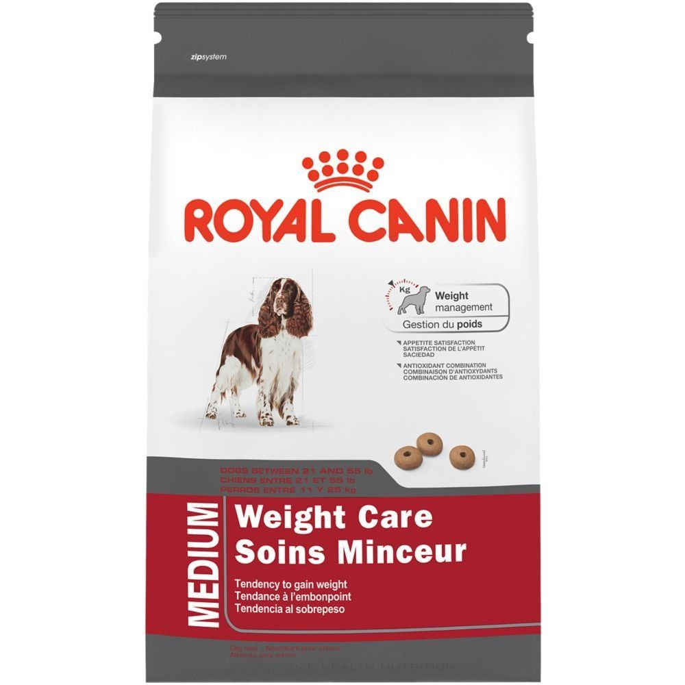 Royal Canin Size Health Nutrition Medium Weight Care Dry Dog Food