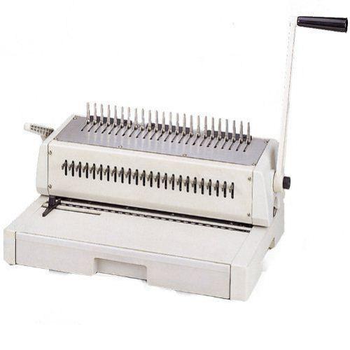 Tamerica Tashin Durabind 242 Legal Plastic Comb Binding Machine The Tcc242 Durabind Punches And Binds Any Booklets Up To 14 2 Buch Binden Technik Bucher