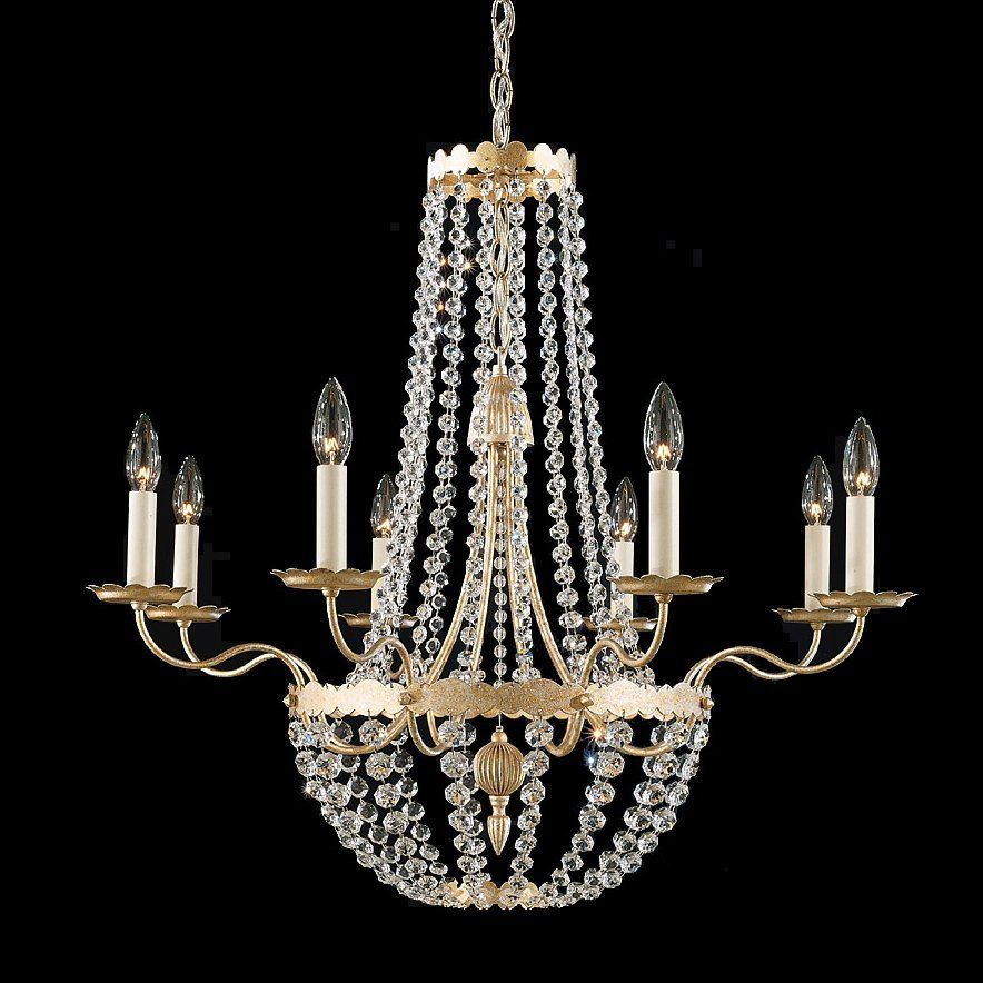 Schonbek worldwide 5149 8 light early american chandelier lights schonbek worldwide 5149 8 light early american chandelier mozeypictures Image collections