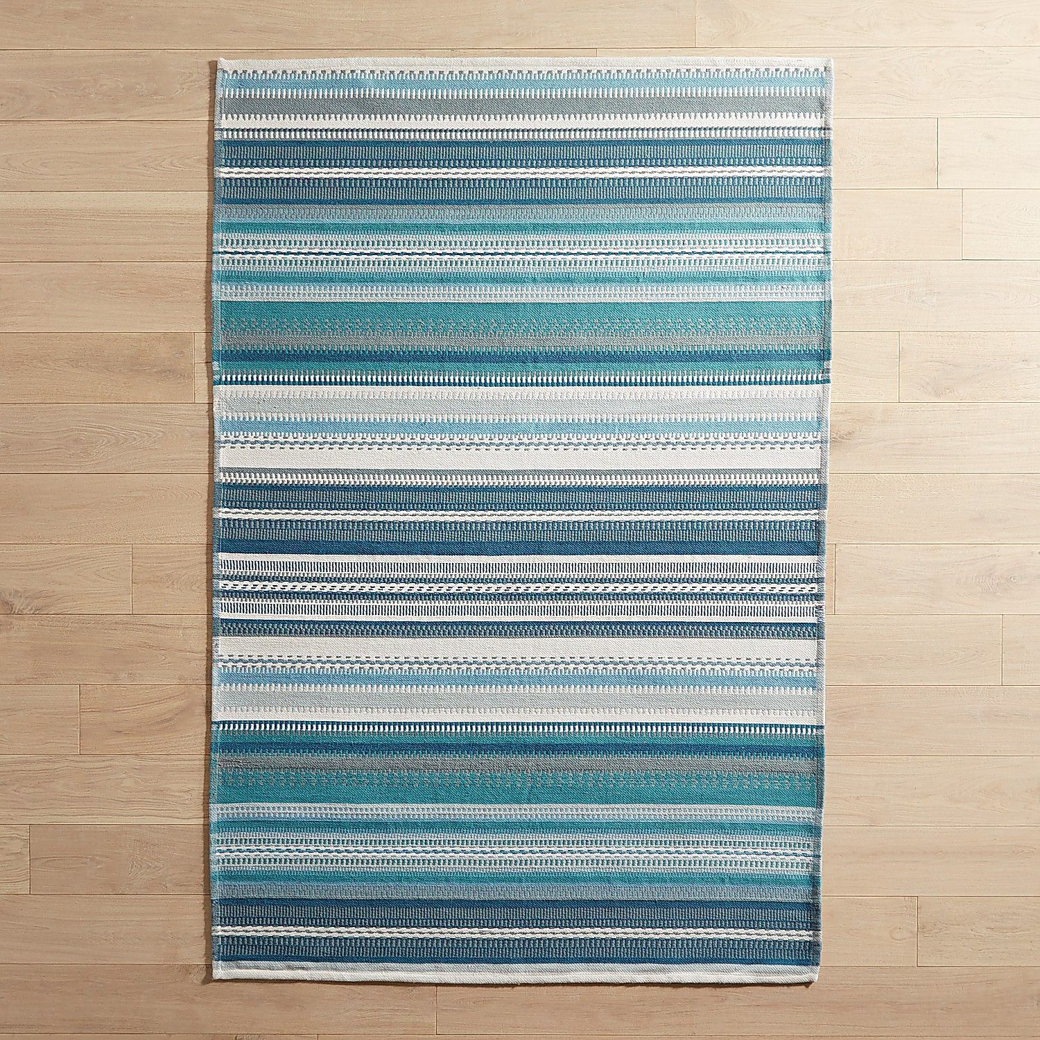 Tapestry Blue Striped 8x10 Rug Striped Rug Rugs Tapestry