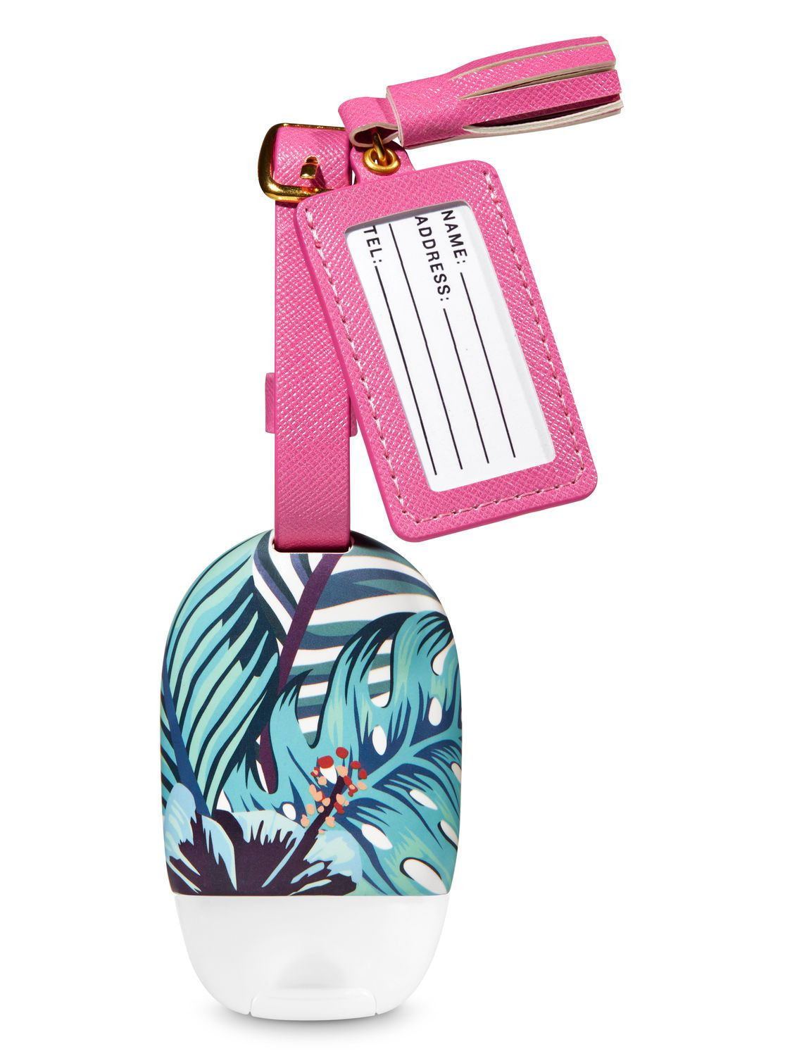 Luggage Tag Pocketbac Holder By Bath Body Works With Images