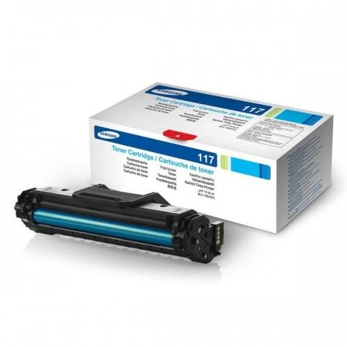 Samsung MLT-D117S, BLACK TONER DRUM YIELD 2,500 PAGES, FOR SCX-4655