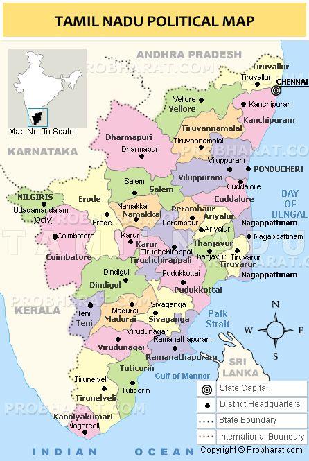 Kerala Tourist Map Pdf