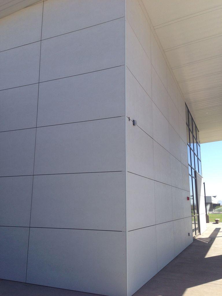Central Arizona College San Tan Campus Cladding