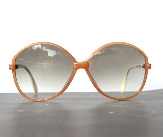 Silhouette Sonnenbrille Mod 3029 Oversized Modell Vintage