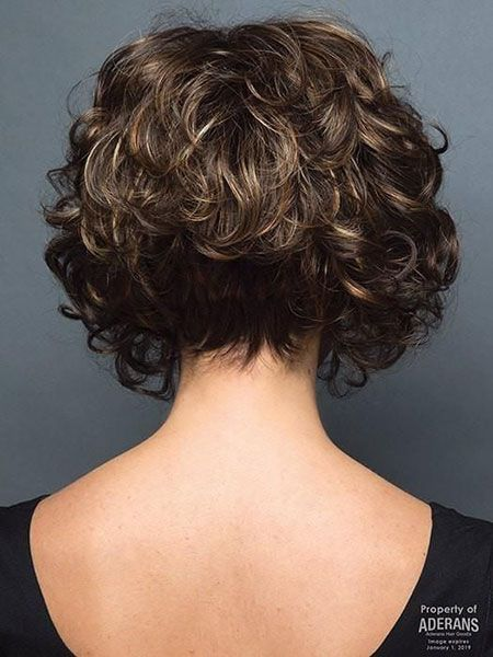 85 Por Short Curly Hairstyles 2018