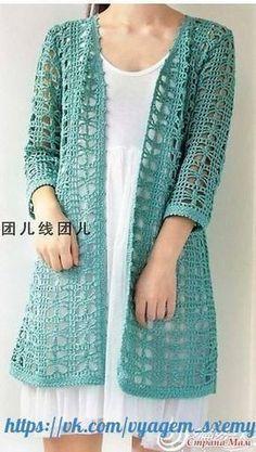 Pin De Zoila En Blusas Mujer Chaqueta De Ganchillo Suéter De Ganchillo Ganchillo Ropa
