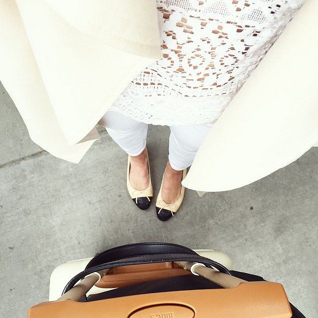 32dc3ab75f6 14 Blogger-Approved Shoes That Won t Kill Your Feet  When we first spot a  heel we love on the foot of an It girl or fashion blogger