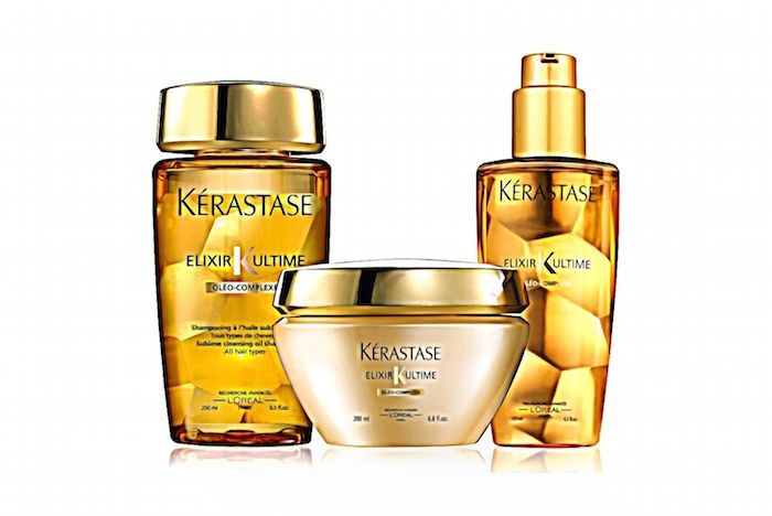 Hair Cleanse is the Anti-Shampoo - Kerastase Bain Elixir Ultime Cleansing Oil