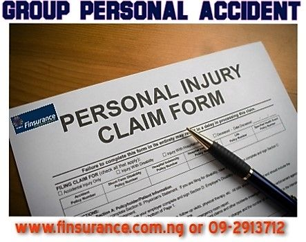 Group Personal Accident This Insurance Covers Accidental Bodily