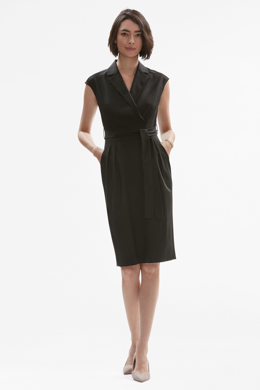 The Catherine Dress Black M M Lafleur Catherines Dress Dresses Black Dress Outfits [ 3000 x 2000 Pixel ]